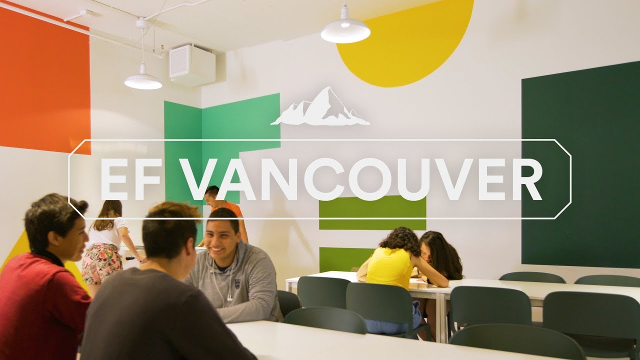 Ef Vancouver Campus Tour Youtube