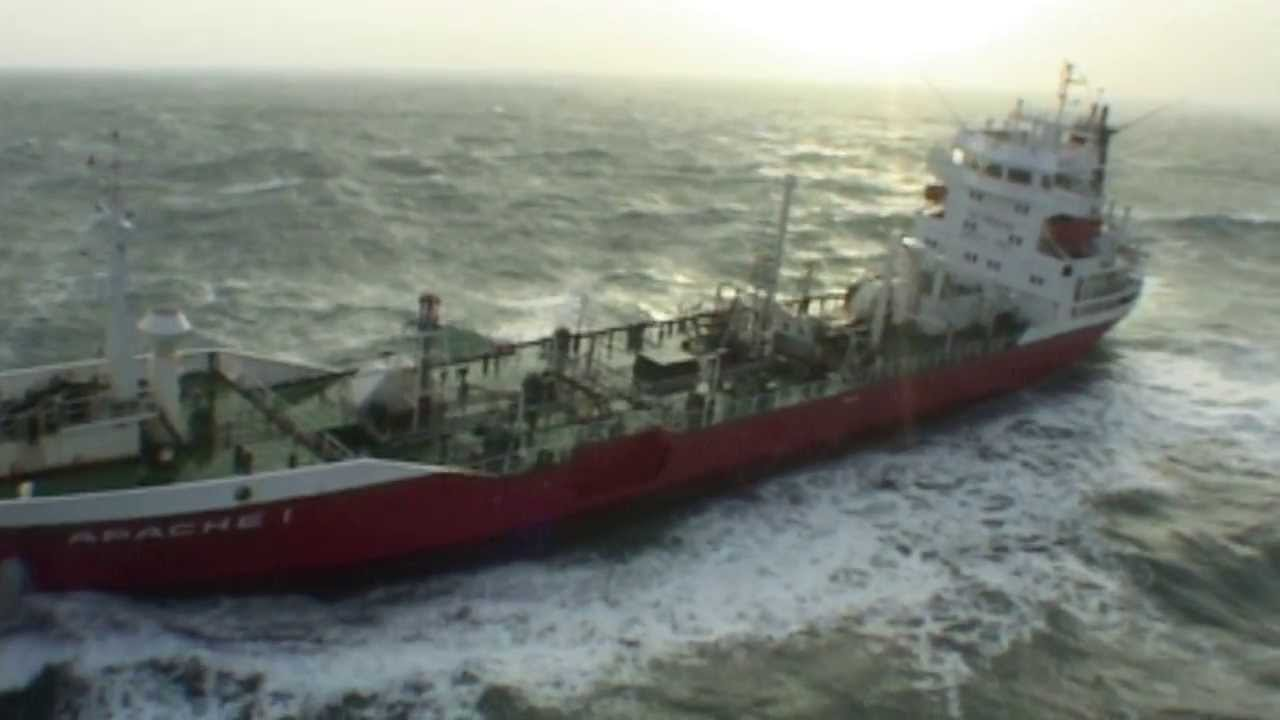 Deep Water Trailer