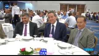 محمد العيد بن عمر ينصب رسميا رئيسا للغرفة الجزائرية للتجارة والصناعة