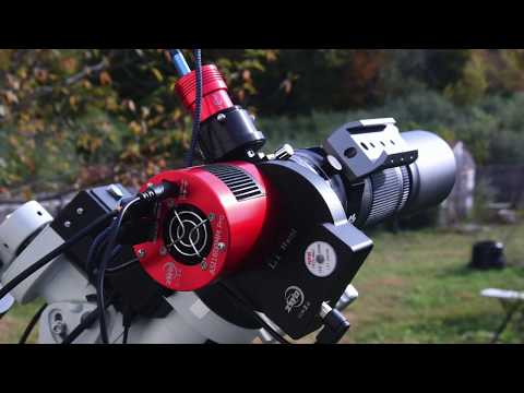 William Optics SpaceCat 51 Apo Refractor Narrowband And Color Imaging - Part 2