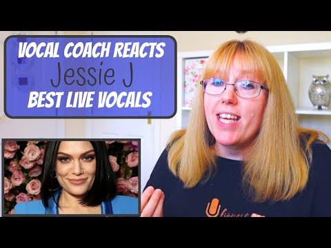 Vocal Coach Reacts to Jessie J - Best  Vocals