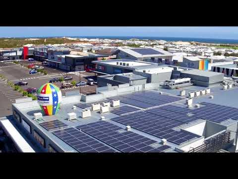 Alkimos Gateway Solar Installation