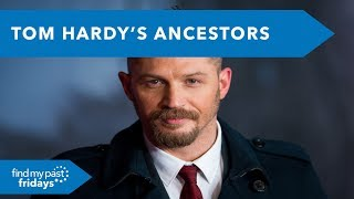 The Story of Tom Hardy's Emigrant Ancestors | Findmypast Fridays Live 25 May 2018