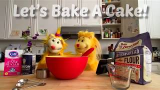 Lets Bake A Cake [Music Video]