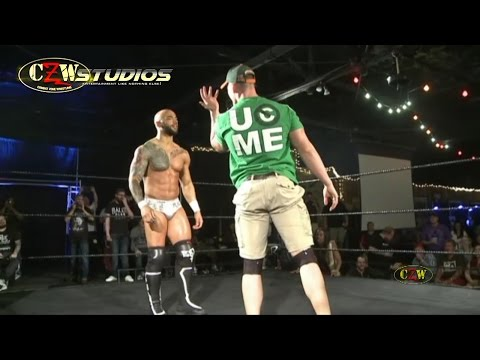 Ricochet gets an Attitude Adjustment | CZWstudios.com