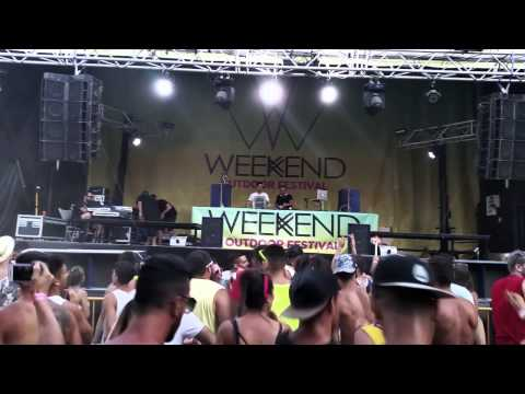 Dualitik live at Weekend Outdoor Festival  _ Spain