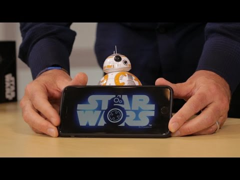 The tech that brings 'Star Wars' droid BB-8 to life