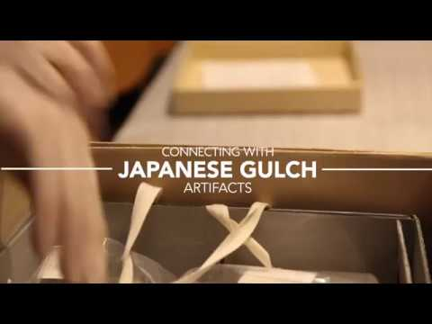Connecting with Japanese Gulch Artifacts