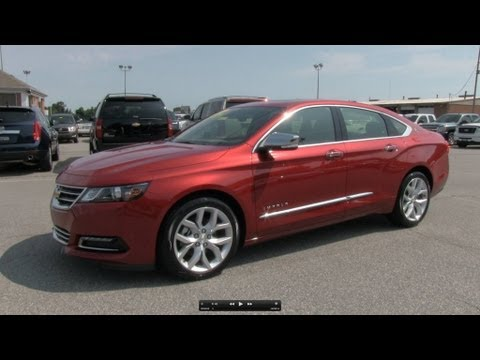 2014 Chevrolet Impala LTZ V6 Start Up, Exhaust, and In Depth Review Mp3