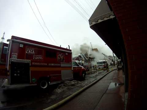 Beechwood Fire - March 16, 2011 - Ottawa