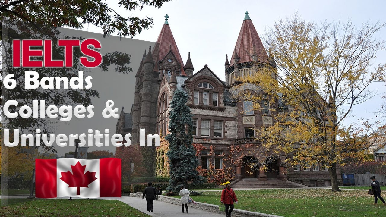Minimum ielts band required for study in canada
