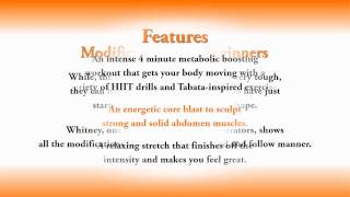 Breathless Body 3: HIIT It Big DVD Workout By Amy Dixon Review