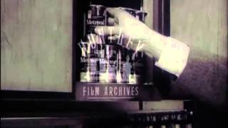 Weight loss diet drink advert, 1960's - Film 18784