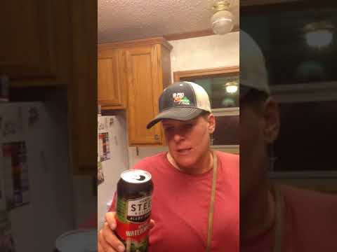 Wife tries alcohol #48 steel reserve watermelon