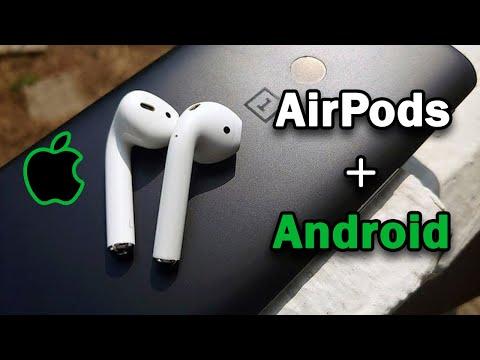 Airpods на Android Полная настройка