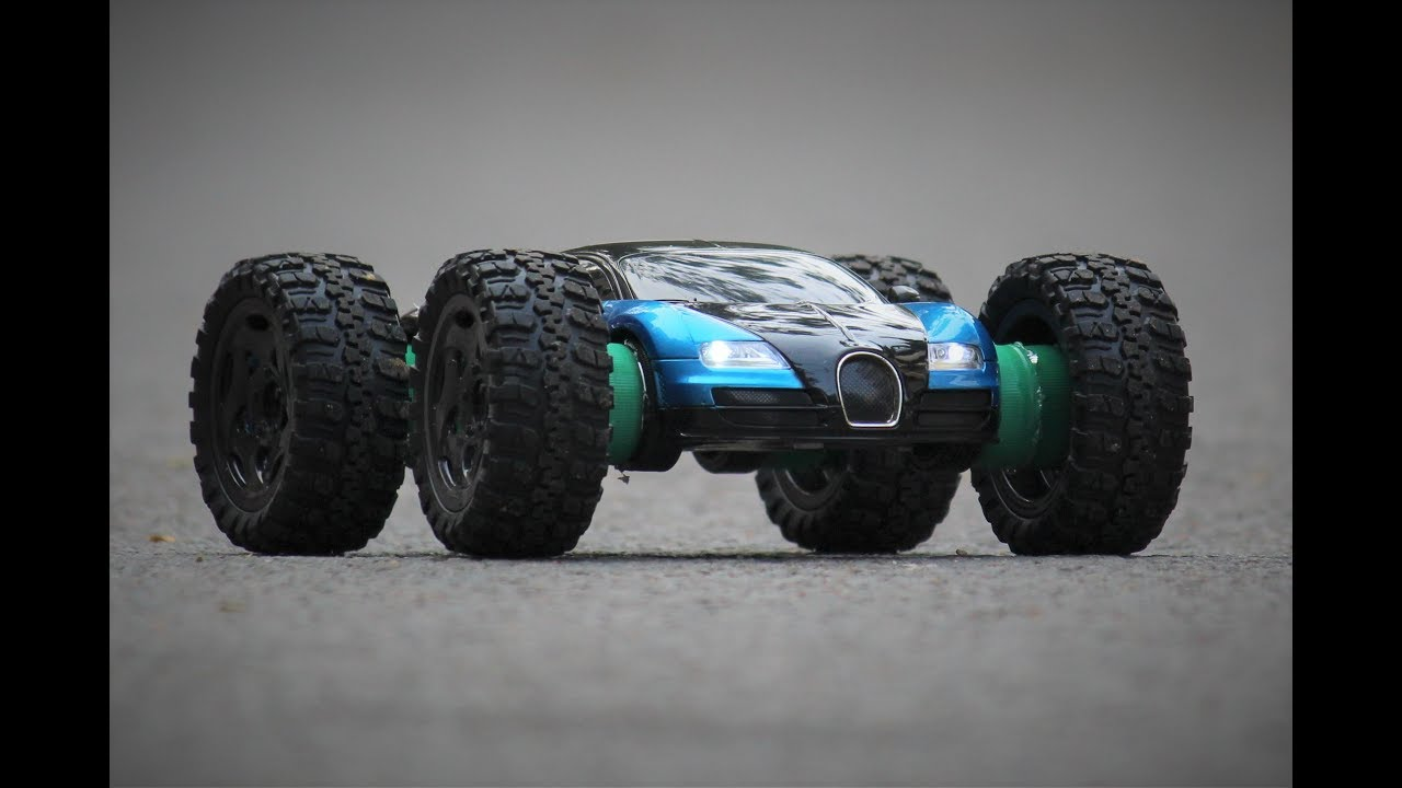 How To Make Remote Control Car