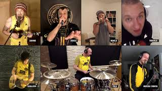 Dubioza Kolektiv -  Don't Worry Be Happy - Bobby McFerrin Cover (Live at Quarantine Show)