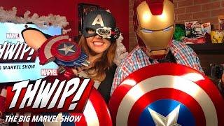 Civil War III on THWIP! The Big Marvel Show!