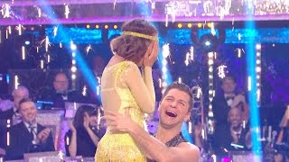 Caroline Flack wins Strictly Come Dancing 2014 - BBC One