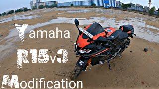 Yamaha R15v3 Modification