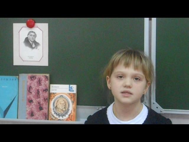 Изображение предпросмотра прочтения – КсенияКраснова читает произведение «Мышь и Крыса» И.А.Крылова