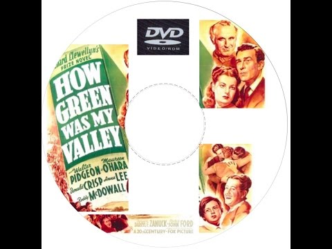 Best Picture   1941   How Green Was My Valley John Ford web