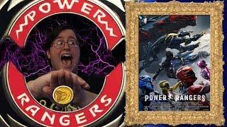 Gor Reviews: Power Rangers (2017)