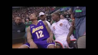 2010 NBA Slam dunk contest FULL part 2