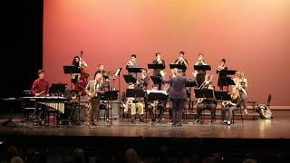 If I Could - ACHS Jazz 1 with Danny House