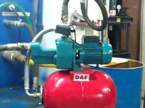osip bjet 200 hidrofor ikinci el test