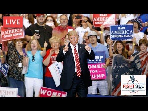 🔴 FULL SPEECH: President Donald Trump Holds MASSIVE Rally in LAS VEGAS, NV 9/20/18