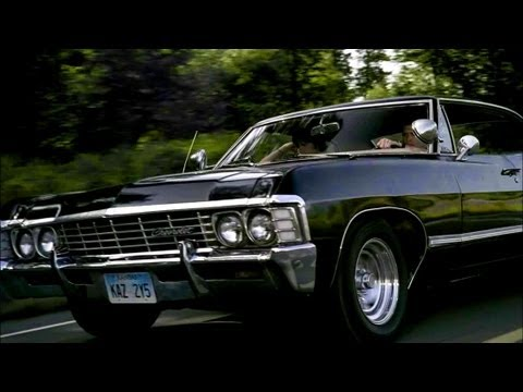 chevrolet impala 67 39 supernatural youtube. Black Bedroom Furniture Sets. Home Design Ideas