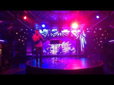 Brandon Cabrera at The Art Of Karaoke