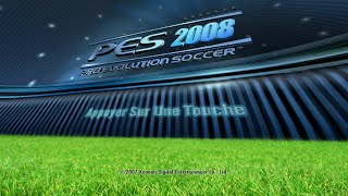 PES 2008 - Le passage à la next-gen | PS3