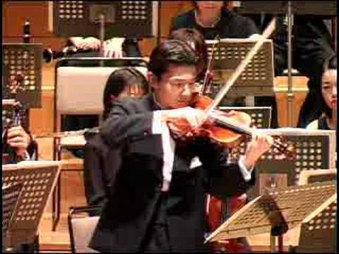 Shostakovich Violin Concerto No.2-Tatsuo Nishie 5/5