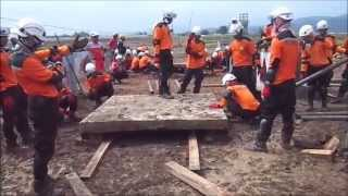 BASARNAS - Urban Search And Rescue (USAR) Training