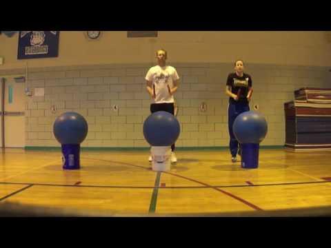 Exercise Drumming, Cotton Eye Joe  Rednex