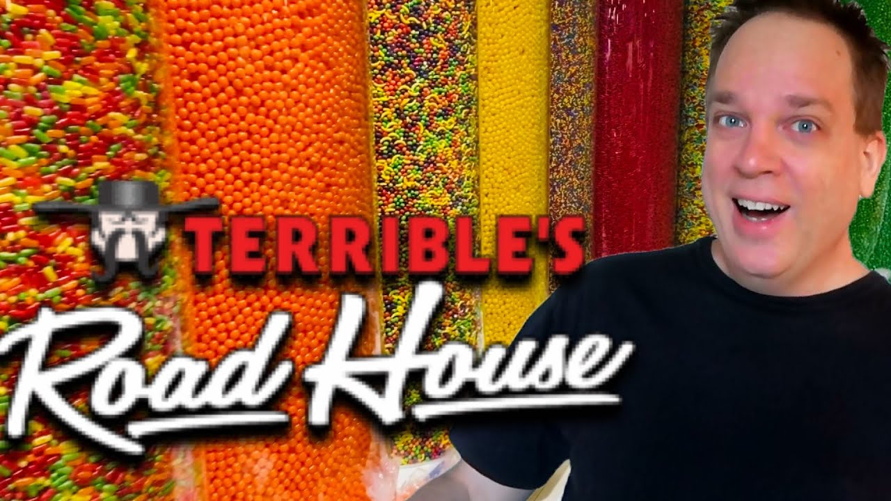 Terrible's Roadhouse Vintage Candy and Cola - TASTE TEST!