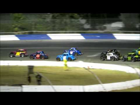 Legends @ Stockton 99 Speedway 8 22 15
