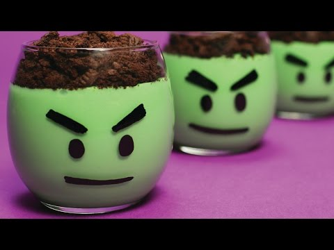 Save HULK PUDDING CUPS - NERDY NUMMIES Snapshots