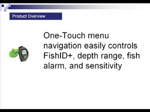 Humminbird SmartCast RF35 Wrist Mount Waterproof Fishfinder