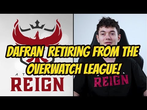 Dafran Retires From the Overwatch League! thumbnail