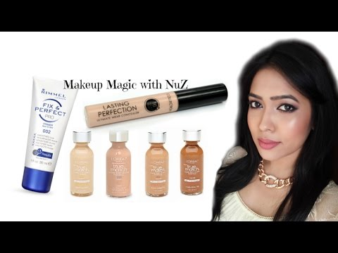 Makeup Basics: How to apply Foundation & Powder
