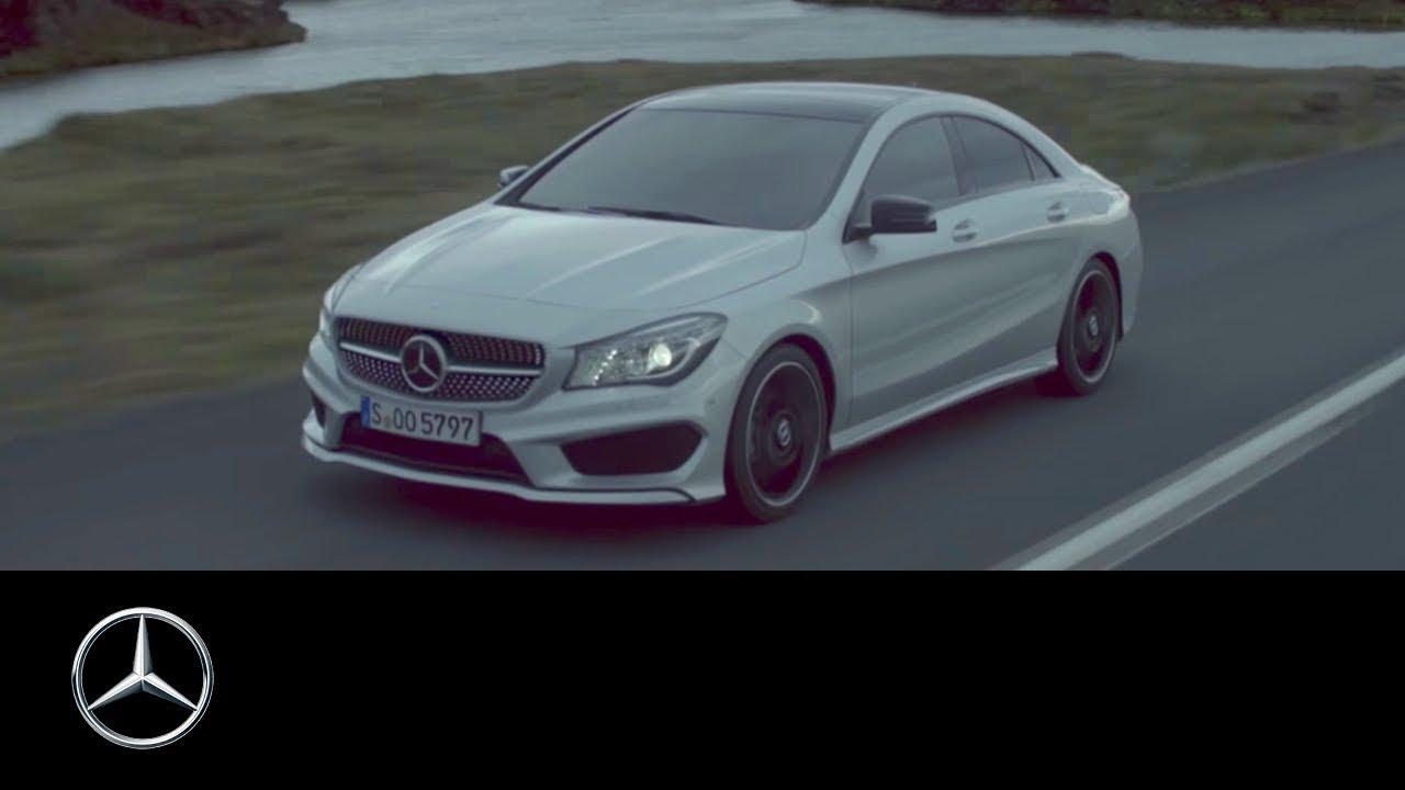 Mercedes-Benz CLA 2013: Untamed | Trailer