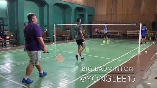 BADMINTON FULL OF SKILL BY FATBOY!! SIZE DOESN'T MATTER!! VERY INSPIRING!! Use iPhone 11 pro max