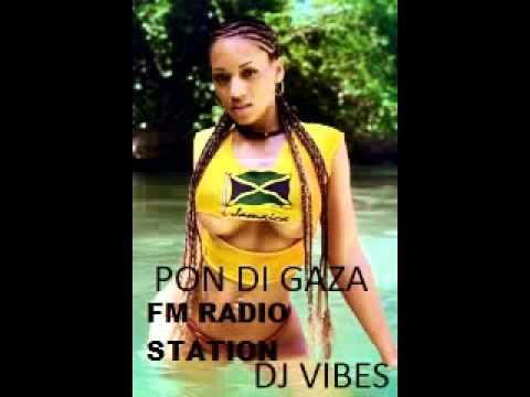 PON DI GAZA FM RADIO STATION