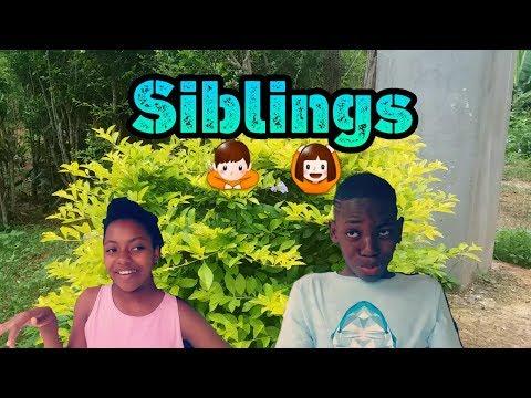 Siblings (Comedy Sketch)