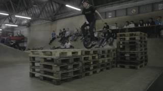 Roos Seegers   Slopestyle EUC 17