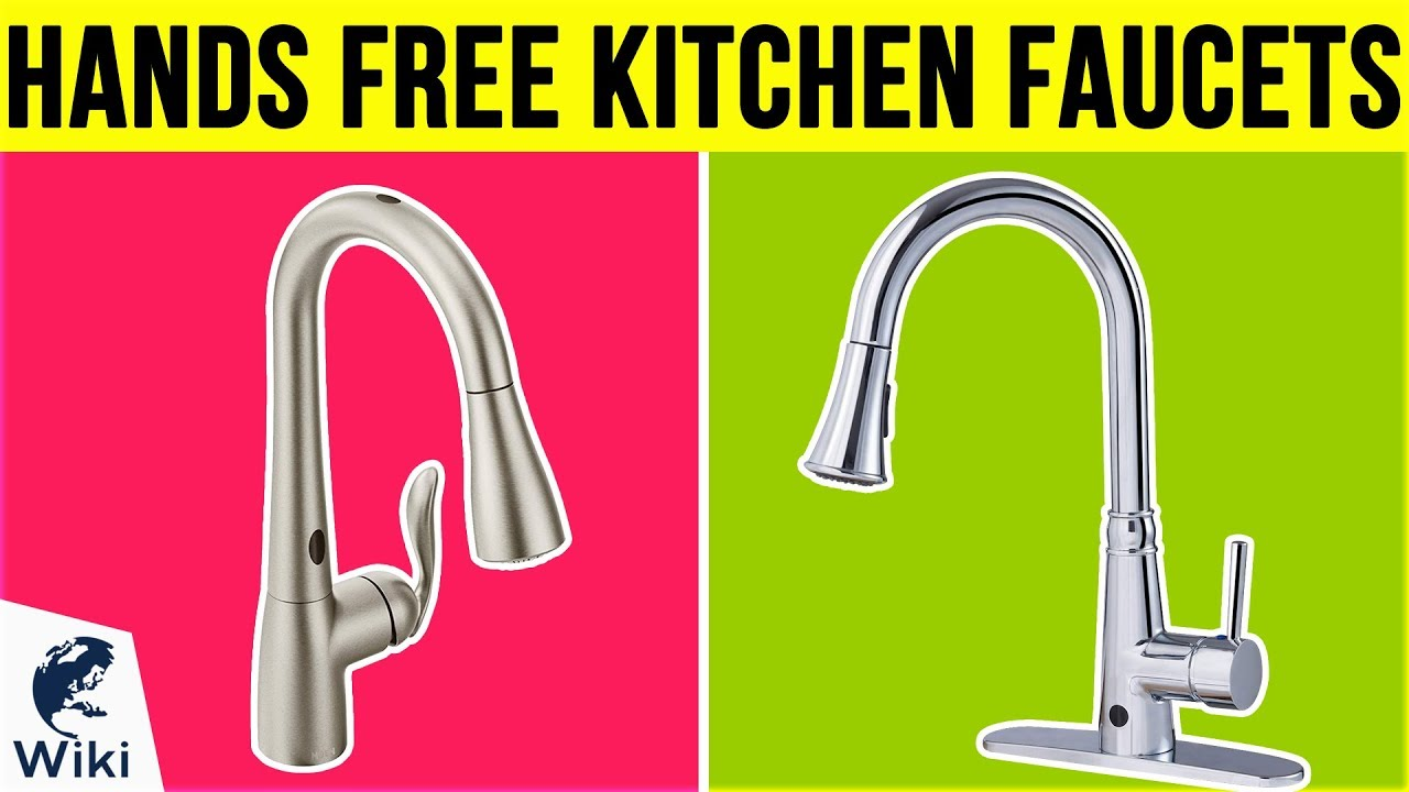 10 Best Hands Free Kitchen Faucets 2019