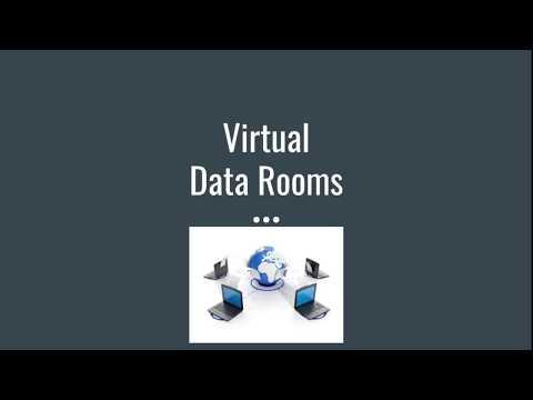 Virtual Data Rooms and Top Virtual Data Rooms Providers